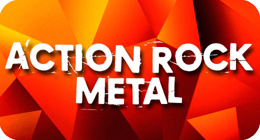 Action Rock, Metal