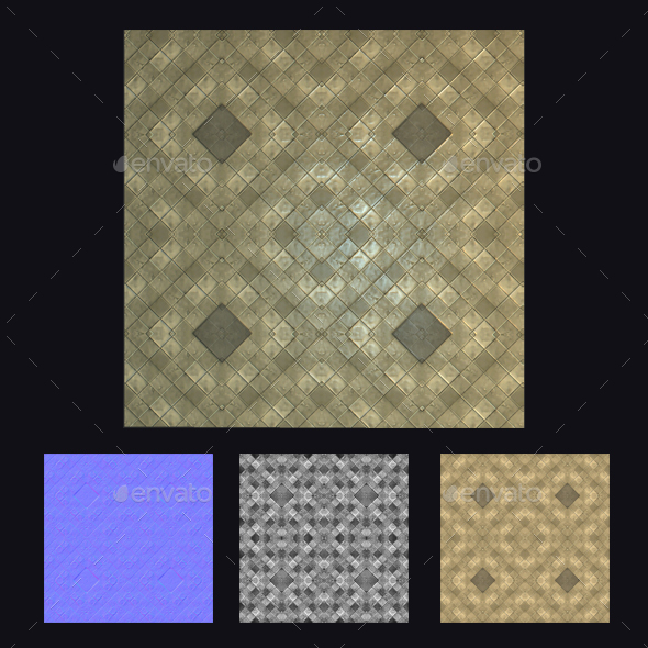 Town Floor Texture - 3DOcean Item for Sale