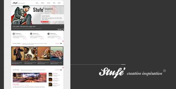 Stufe' - wp creative inspiration - intro