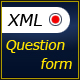 XML Question Form - ActiveDen Item for Sale