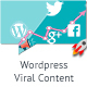 Social Media Viral Content Builder for Wordpress
