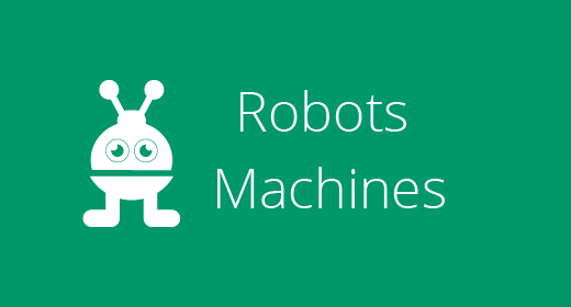 Robots and Machines Sound Effects