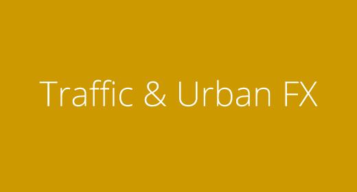 Traffic & Urban FX