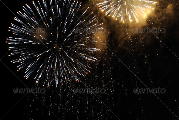 Stock Photo - PhotoDune Fireworks 1670285