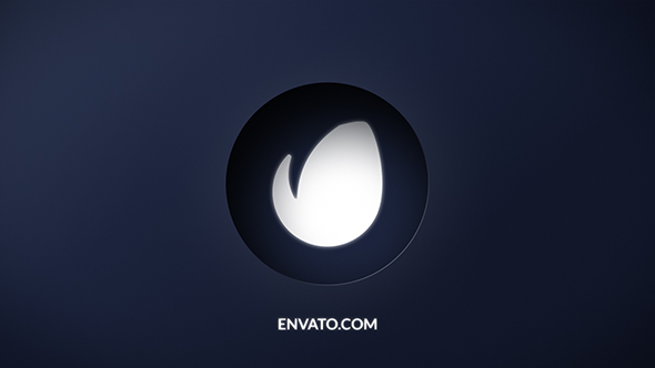 Shadow Expansion Logo - Abstract Logo pistot After Effects Project Files