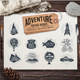 Adventure Vintage Badges (part 2)
