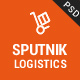 Sputnik Logistics Center PSD