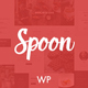 Spoon – a Premium Responsive Restaurant WordPress Theme