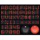 dot-matrix font - GraphicRiver Item for Sale