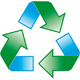 universal recycling symbol - GraphicRiver Item for Sale