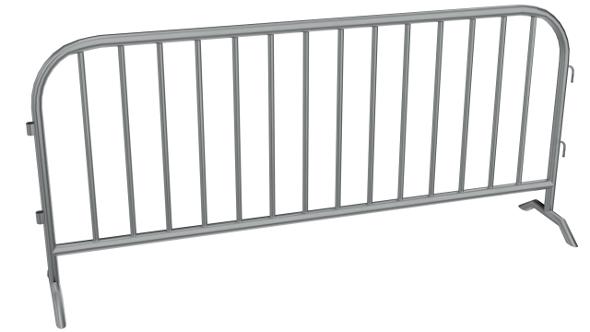 Street Barrier (PBR, UV-textured) - 3DOcean Item for Sale