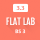 FlatLab - Bootstrap 3  Responsive Admin Template