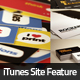iTunes Χαρακτηριστικό ιστοσελίδας - Θέση WorldWideScripts.net προς πώληση