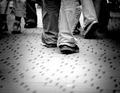 Walking through the street - PhotoDune Item for Sale