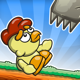 Sky Fall Chicken game +Admob +Leaderboard +Achievements