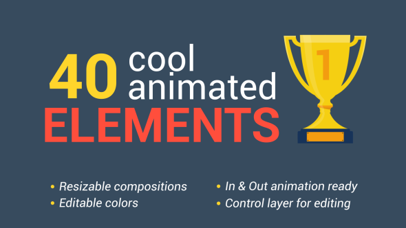 Animation Elements Pack Download