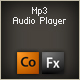 mp3 audioplayer component - ActiveDen Item for Sale