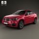 BMW X6 (F16) M sport package 2014