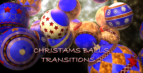 Download Christmas Balls Transitions 2 nulled download