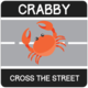 Crabby Cross the Street