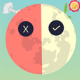 Angry Moon: Abnormal To-Do List and Reminder