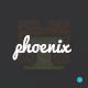 Phoenix - App Landing PSD Template