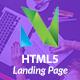 Noor - App Landing Page