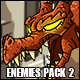 Enemy Game Pack 2