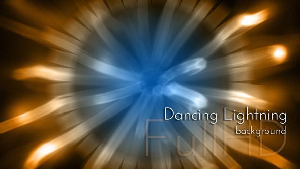 Dancing Lightning - Light Taustat Motion Graphics