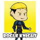 Rogue Knight Character Sprite