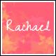 Rachael - Personal Blog WordPress Theme