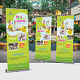 Summer School Roll-Up Banner