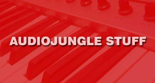 AudioJungle Stuff