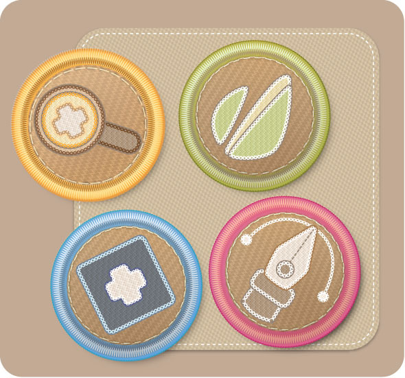 TutsPlus Create an Embroidered Icon with Adobe Illustrator 1673867