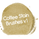 Coffee Stain Brushes v1