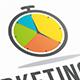 Marketing Time Logo Template
