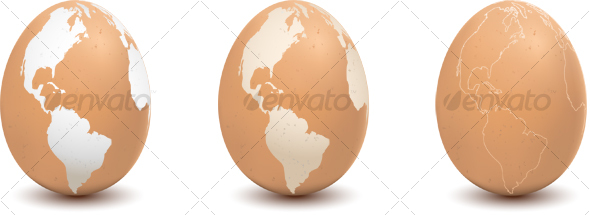 Map on Egg 1