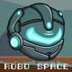 Space Robo Sprite Character