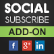 Social Subscribe - Get instant, targeted, verified subscribers!