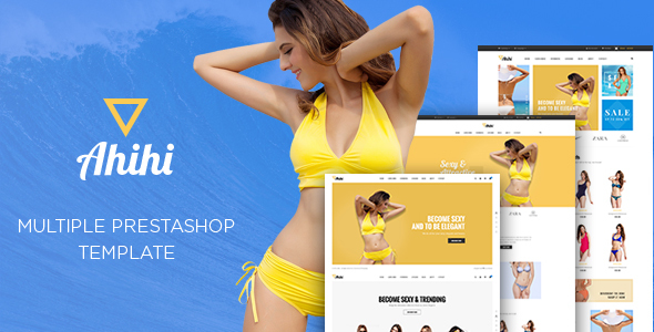 Image of Leo Summer Store Responsive Prestashop Theme
