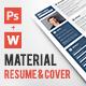 Material CV & Cover Letter