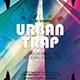Urban Trap Party Flyer