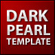 Dark Pearl XML Web Template - ActiveDen Item for Sale