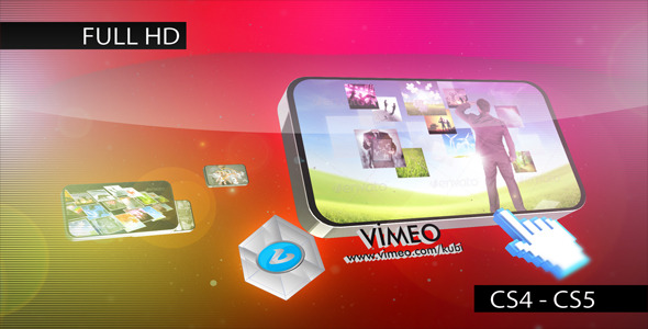 VideoHive Social Networks Gallery 1647245