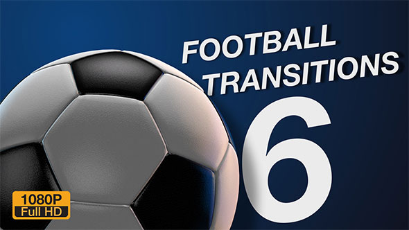 Jalkapallo Transitions - Sports Transitions Motion Graphics