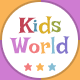 KidsWorld - Children Kindergarten WordPress Theme for Nursery, Preschool, Child Care Centers