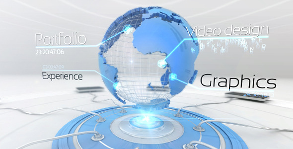 After Effects Project - VideoHive Global solutions 1675034