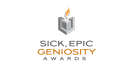 Sick, Epic Geni-osity!