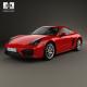 Porsche Cayman GTS 2014