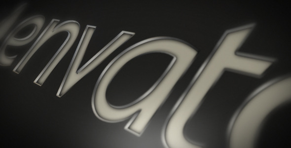 VideoHive Simple Engraved Logo 1675351